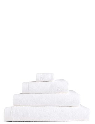 Soft Towel, WHITE, catlanding