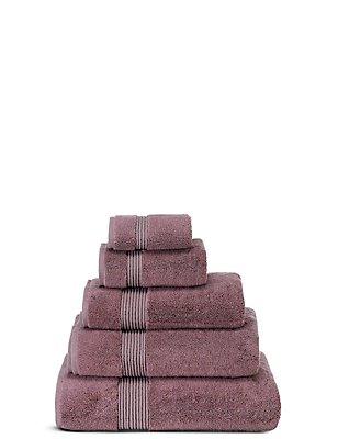 Luxury Cotton Blend Towels  , PINK, catlanding