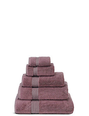 Luxury Cotton Blend Towels  , PINK, catlanding