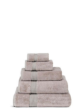 Luxury Cotton Blend Towels  , TAUPE, catlanding