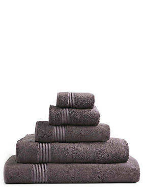 Luxury Cotton Blend Towels  , PURPLE HAZE, catlanding