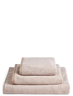 Marl Towel, NATURAL, catlanding