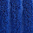 Quick Dry Ribbed Towel, COBALT, swatch
