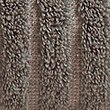 Quick Dry Ribbed Towel, MOCHA, swatch