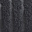 Quick Dry Ribbed Towel, CHARCOAL, swatch