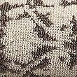 Floral Leaf Towel, MID GREY, swatch