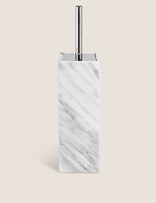 Marble Toilet Brush Holders, , catlanding