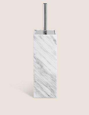 Marmeren toiletborstelhouders, , catlanding