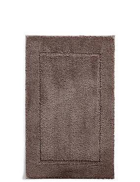 Quick Dry Bath & Pedestal Mats, WALNUT, catlanding