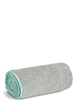 Small Gym Towel, MINT MIX, catlanding