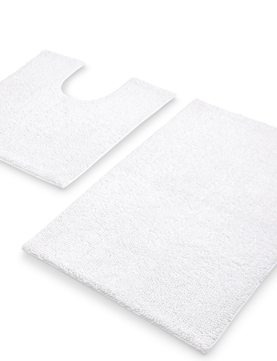 Very large bath rugs search - Soft Cotton Bobble Mat Pedestal Mats