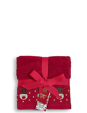 Santa Christmas Gift Pack, RED MIX, catlanding