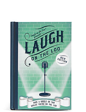 Laugh on the Loo Book, , catlanding