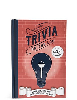 "Buch ""Trivia On The Loo"", , catlanding"