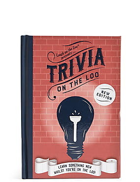 Trivia on the Loo Book, , catlanding