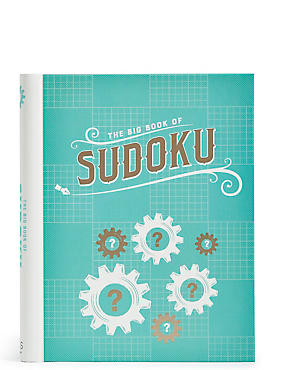 The Big Book of Sudoku, , catlanding
