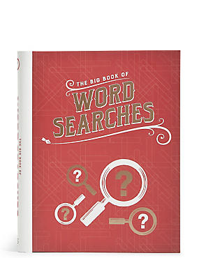 The Big Book of Word Searches, , catlanding