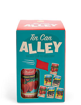 Tin Can Alley, , catlanding