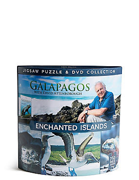 Enchanted Islands DVD & Puzzle Collection, , catlanding