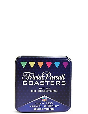 Trivial Pursuit Coasters, , catlanding