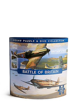 Battle of Britain DVD & Puzzle Kollektion, , catlanding