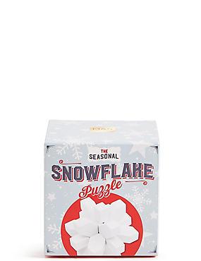 Snowflake Puzzle, , catlanding