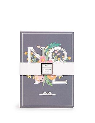 Set of 2 A5 Notebooks, , catlanding