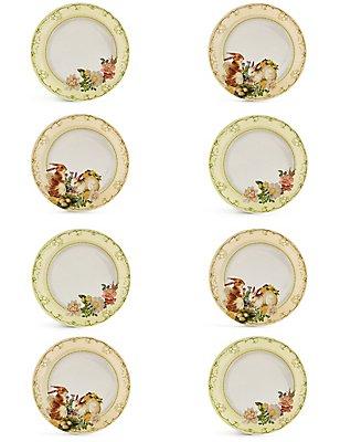 Canapé Plates, , catlanding