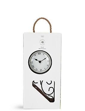 Clock Thermometer, , catlanding