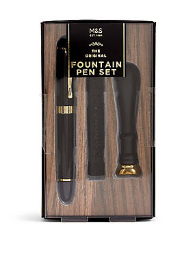 Fountain Pen Set , , catlanding