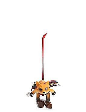 Skiing Fox , , catlanding