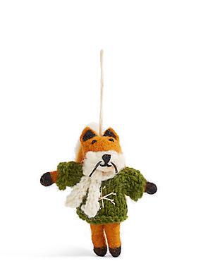 Felt Fox, , catlanding