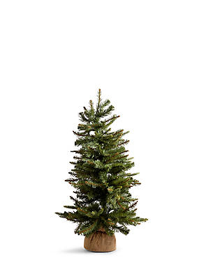 3Ft Fraser Fir Christmas Tree, , catlanding