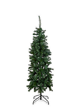 6Ft Slim Christmas Tree, , catlanding