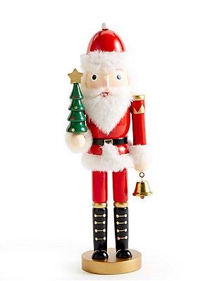 Santa Nutcracker, , catlanding
