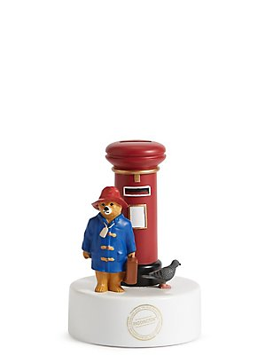 Paddington™ Bear Moneybox, , catlanding