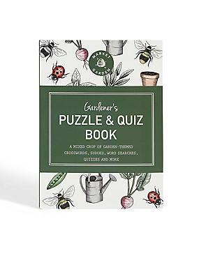 Puzle y libro de preguntas para jardineros, , catlanding