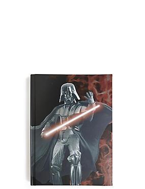Darth Vader Light-up Sound Notebook, , catlanding