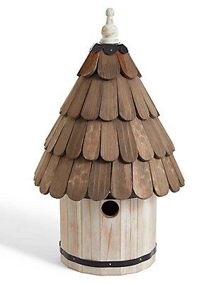 Grande maison à oiseaux, , catlanding