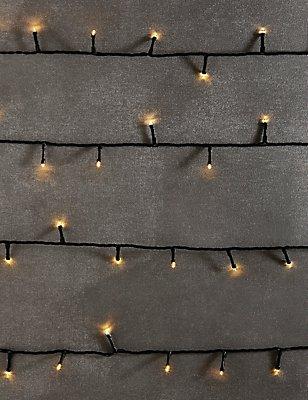 Conjunto de 350 luces de LED multifunción blancas cálidas, , catlanding