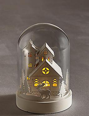 Light-up House in Cloche, , catlanding