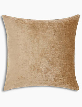 La Perla Cushion, ANTIQUE GOLD, catlanding