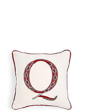 Alphabet Light-up Cushion Q, , catlanding