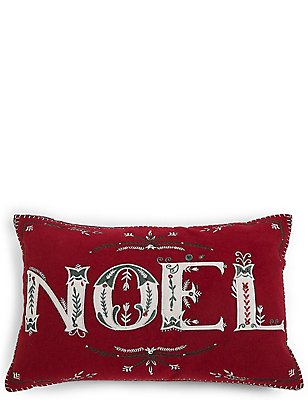 Noel Light-up Cushion, , catlanding