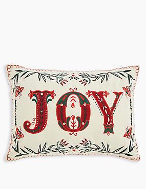 Joy Light-up Cushion, CREAM MIX, catlanding