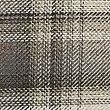 Coussin à carreaux style confort, GRIS ASSORTI, swatch