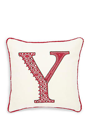 Mini Alphabet Light-up Cushion Y, , catlanding