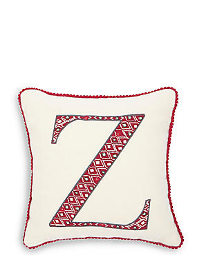Mini Alphabet Light-up Cushion Z, , catlanding