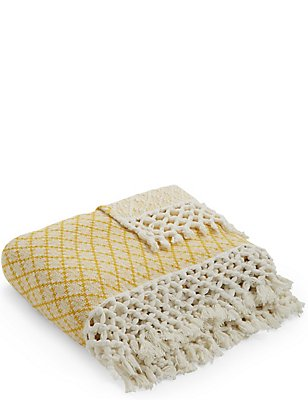Elsie Tassel Throw, , catlanding