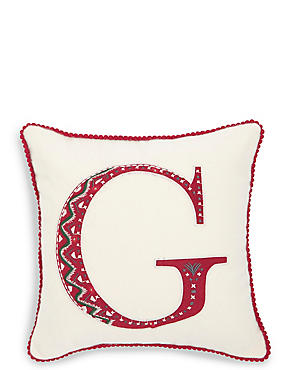 Mini Alphabet Light-up Cushion G, , catlanding